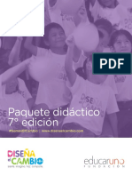Paquete Didactic o 7