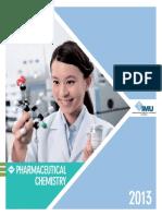 Pharmaceutical Chemistry Brochure