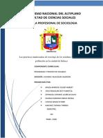 Marco Logico Programas y Proyectos Sociales