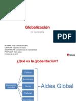 Globalizacion y La Mineria