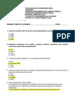 Test de Fundamentos de Las Redes.pdf Resuelto