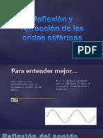 reflexion y refraccion de Ondas esfericas.pptx