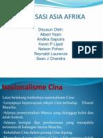 Nasionalisme Asia Afrika