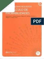193 Problemas Resueltos de Cálculo de Probabilidades - V. J. García, H. M. Ramos and M. a. Sordo