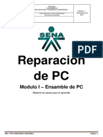 Manual Reparacion PC Modulo1
