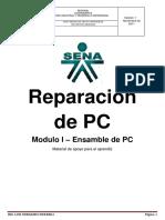 Manual Reparacion PC Modulo1