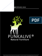punkalive furniture catalogue 2010