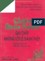 Chiến Quốc Sách Ghi Chép Những Lời Lẽ Đanh Thép - Nguyễn Văn Ái