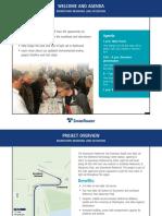 Downtown Redmond Link - Open House Overview Displays - November 2017