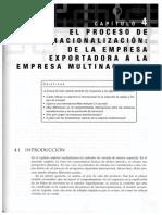 L4. Cap.4 El Proceso de Internacionalizacion de La Empresa - Pla Barber