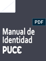 Manual de Identidad PUCE V007 072017