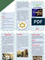 Triptico El Judaismo