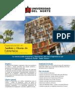 Folleto Esp. en Análisis y Diseño de Estructuras