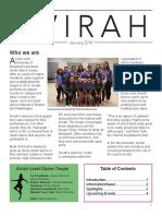 Comm332 Newsletter