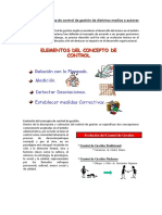 Definicion Sistema de Control Gestion Por Varios Autores