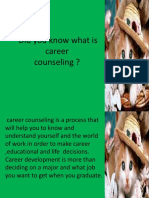 Five Processes of Career Planning ( Applied Career )