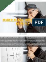 Marco Maggi, Los Lápices de Putin