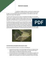 Proyecto Mazar