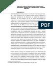 Propuesta Legislativa Para El Proceso Penal Especial Por Faltas Contra La Persona, Lesiones en La Modalidad de Violencia Familiar.