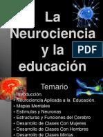laneurocienciayeducacin-110723004308-phpapp01