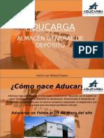 Aducarga, Almacén General de Depósito