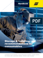 Storage and Handling (XA00097020)