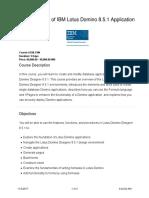 Fundamentals of IBM Lotus Domino 851 Application Development 11-2-2017!5!44 02 AM