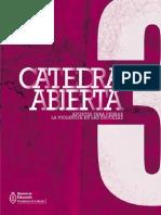 Catedra Abierta Aportes Para Pensar La Violencia en Las Escuelas3