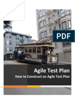 Agile Test Plan