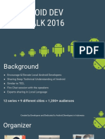 ID Android Developer Tech Talk Community Recap-2016 and Plan 2017-3