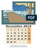 Calendar Dec 2014