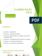 Gas Cylinder Rules 2016