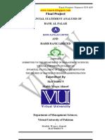 FIN619 Project VU