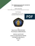 Makalah Presentasi Tentang Bukti Audit Dll (1)