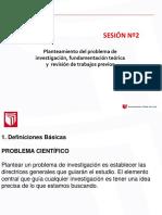 Clase 2-Planteamiento Del Problema
