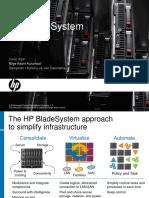 HP Bladesystem c-class.ppt