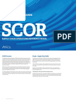 Apicsscc Scor Quick Reference Guide