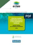 Aprona, 30.11.2017, qualité des eaux souterraines en Alsace