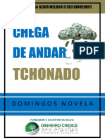 eBook Chega de Andar Tchonado