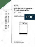 Bosch Dw Guide