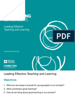Unit 04. Leading Effective Teaching and Learning PHJ