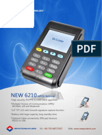 Manual for NEW6210