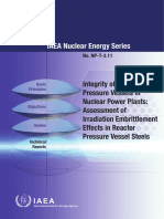 Integrity of Reactor Pressure Vessels in Nuclear Power Plants