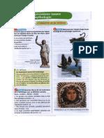 6° Textes fondateurs Mythologies Vocabulaire