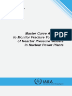 Master Curve Approach to Monitor Fracture Toughness of Reactor Pressure Vessels in Nuclear Power Plants