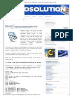 TECNOSOLUTION_ Batch Script – Criando Uma Calculadora Simples Em Bat!