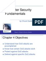 DoS Attacks L4
