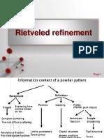 Rietveled Refinment (Full Prof)