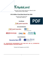ALI P15 Billion Bonds Due 2024 Final Prospectus