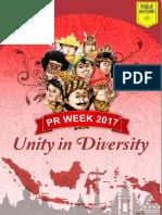 Proposal Pr Week 2017